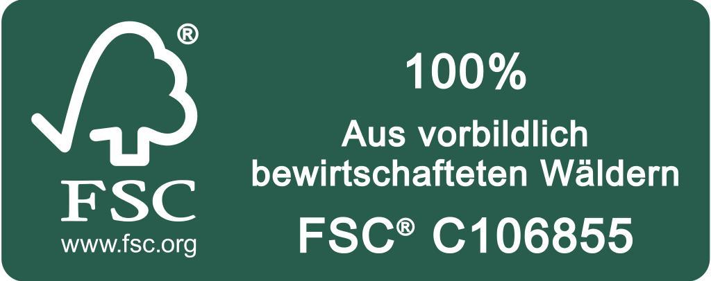 FSC Label ohne quer