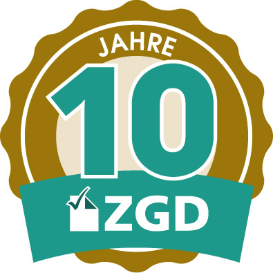 10 Jahre ZGD